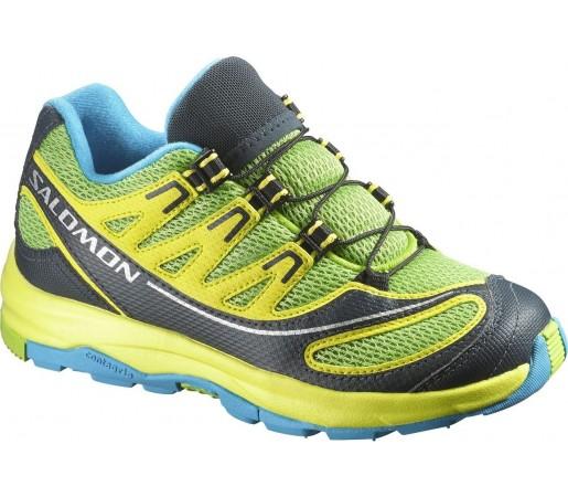 Incaltaminte de alergare Salomon XA Pro 2 K Galben/Verde/Albastra