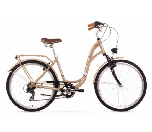 Bicicleta oras Arkus Samanta 26 Bej 2016