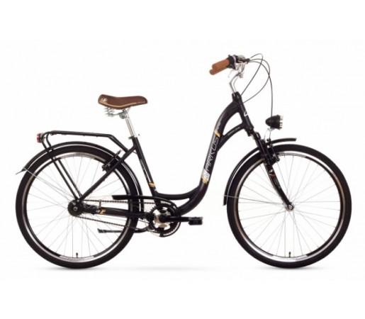 Bicicleta oras Arkus Samanta 26 Lux Neagra 2016