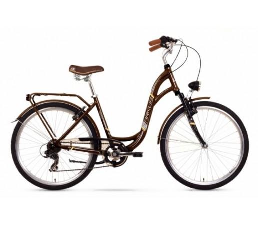 Bicicleta oras Arkus Samanta 28 Chocolate 2016