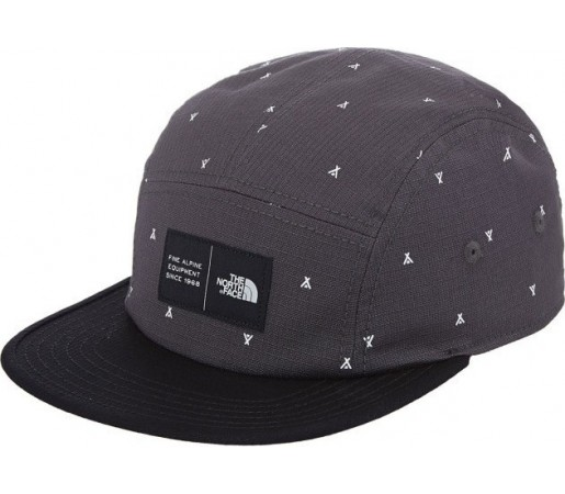 Sapca The North Face Tnf Five Panel Ball Cap Gri