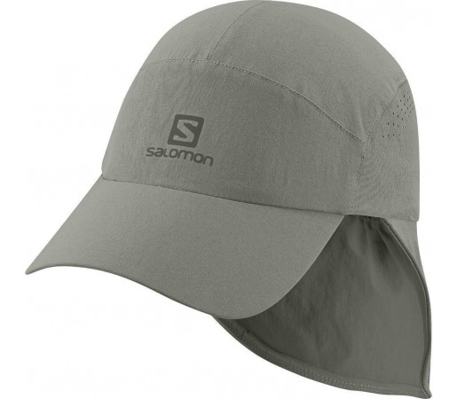Sapca Salomon QUEST CAP Dark Titanium