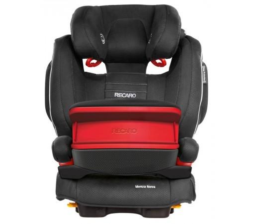 Scaun auto copii cu Isofix Recaro Monza Nova IS Negru