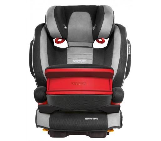 Scaun auto copii cu Isofix Recaro Monza Nova IS Gri