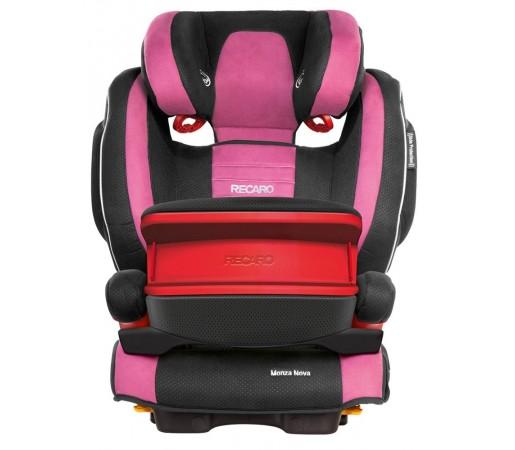 Scaun auto copii cu Isofix Recaro Monza Nova IS Roz