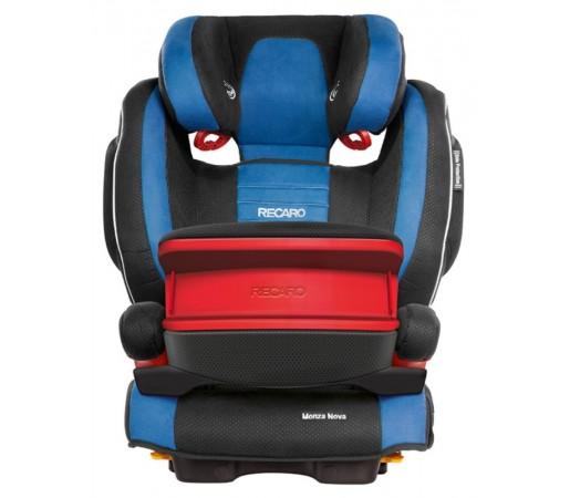 Scaun auto copii cu Isofix Recaro Monza Nova IS Albastru