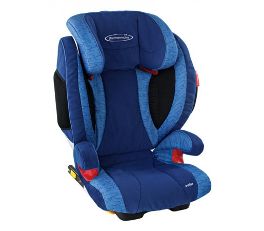Scaun auto copii cu Isofix Storchenmuhle Solar Albastru