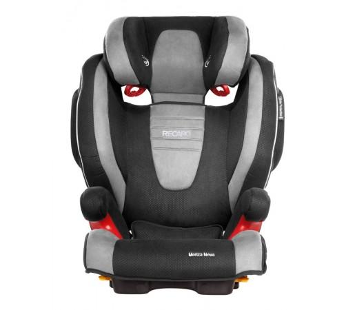 Scaun auto copii cu Isofix Recaro Monza Nova 2 Gri
