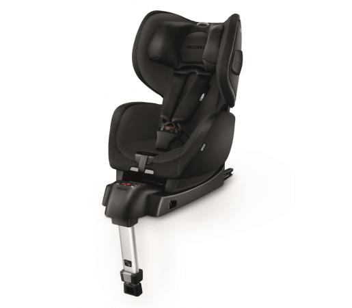 Scaun auto copii cu Isofix Recaro Optiafix Negru