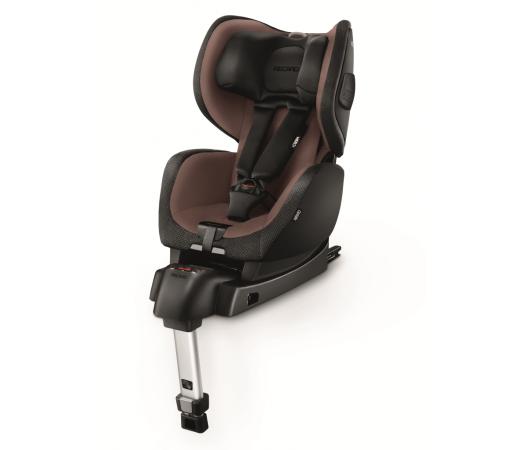 Scaun auto copii cu Isofix Recaro Optiafix Maro