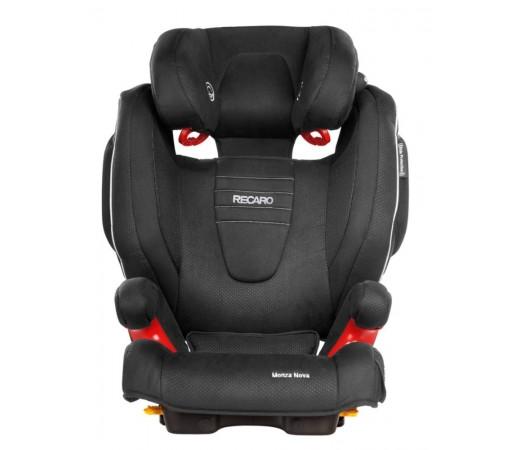 Scaun auto copii fara Isofix Recaro Monza Nova 2 Negru