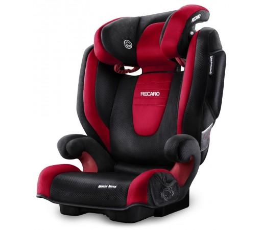 Scaun auto copii fara Isofix Recaro Monza Nova 2 Rosu