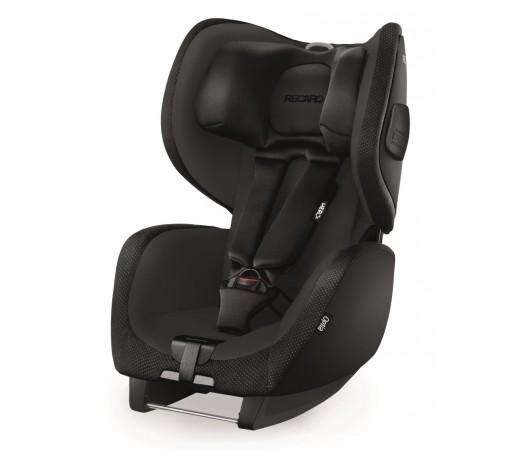 Scaun auto copii fara Isofix Recaro Optia Negru