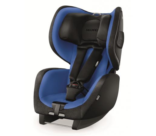 Scaun auto copii fara Isofix Recaro Optia Albastru