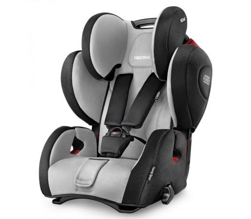 Scaun auto copii fara Isofix Recaro Young Sport Hero Gri