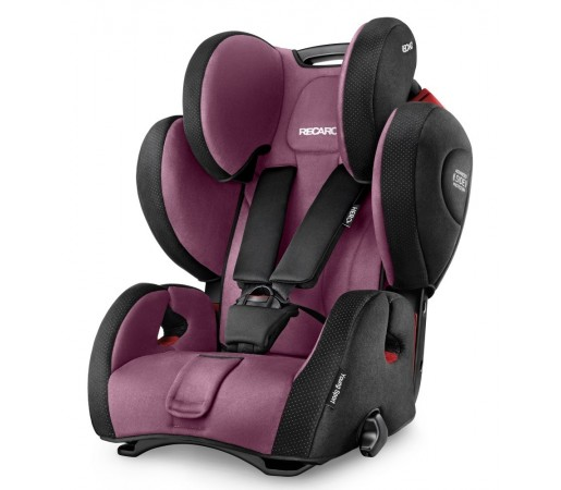 Scaun auto copii fara Isofix Recaro Young Sport Hero Violet