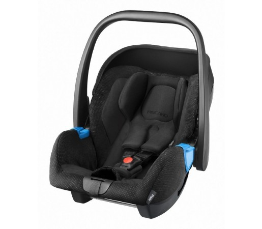 Scaun auto copii Recaro Privia Negru