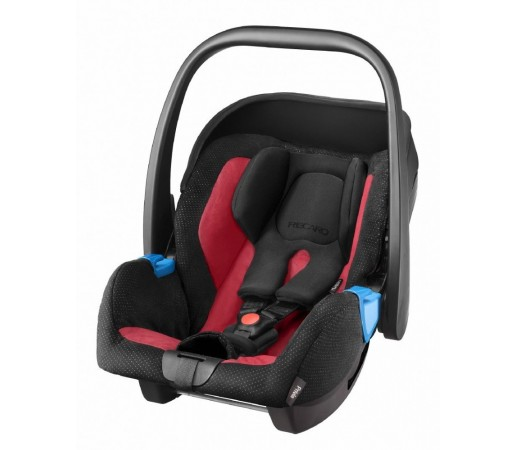 Scaun auto copii Recaro Privia Rosu