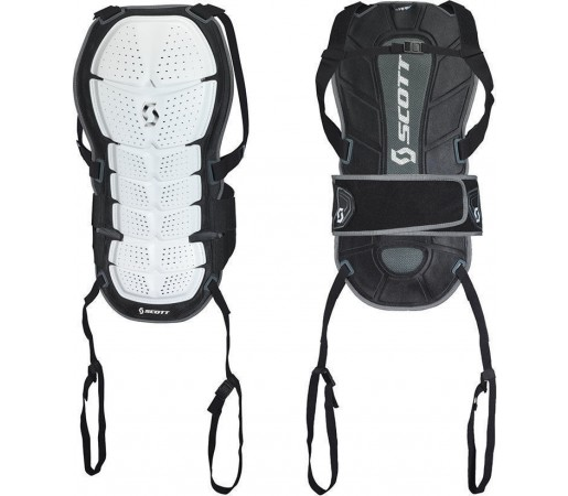 Protectie spate Scott X-Active Black/Grey