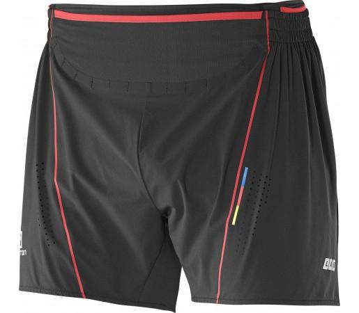 Pantaloni Salomon S-Lab Sense Short M Negru