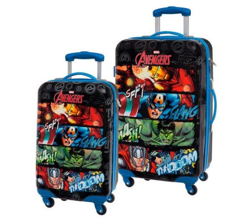 Set trolere abs Marvel Avengers