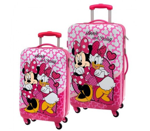 Set trolere abs Disney Minnie/ Daisy