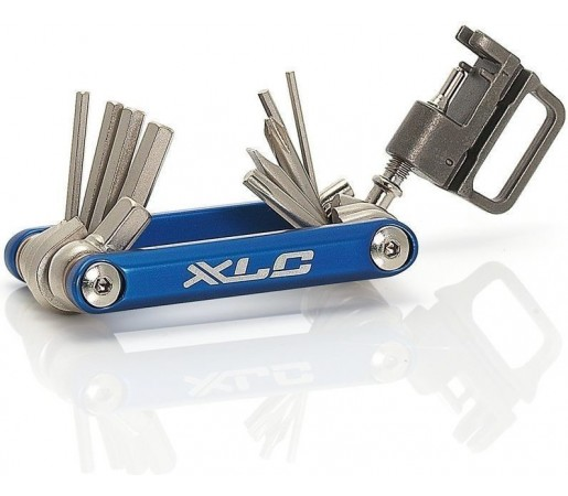 Set Xlc Multi-tool TO-MT02 Blue
