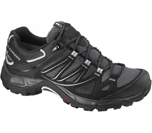 Incaltaminte hiking Salomon Ellipse GTX W Gri/Negru