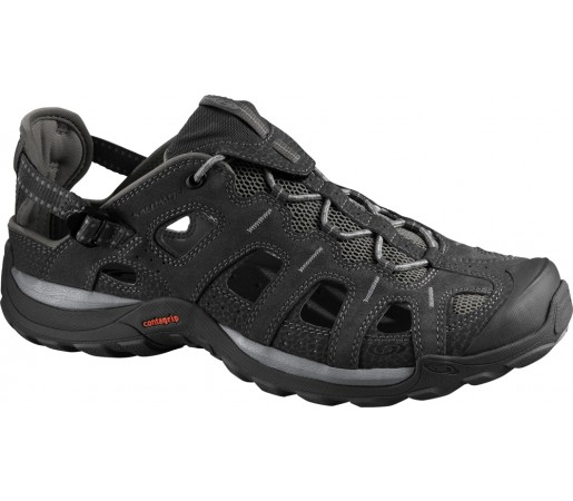 Incaltaminte hiking Salomon Epic Cabrio 2 Negru/Gri