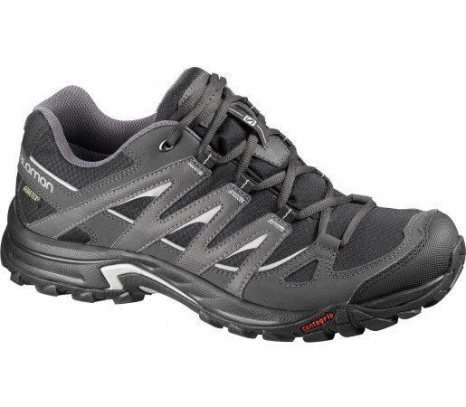 Incaltaminte hiking Salomon Eskape GTX Negru/Gri