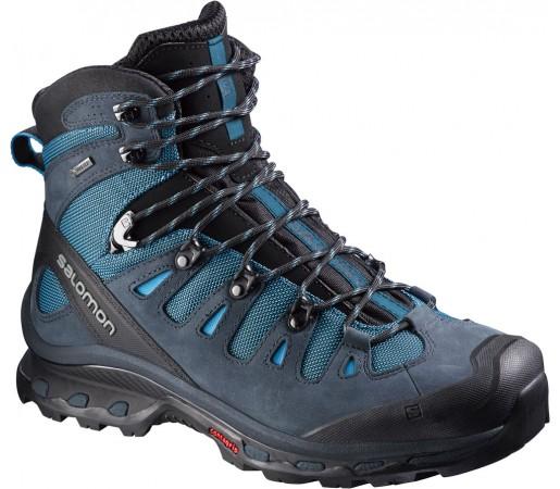 Incaltaminte hiking Salomon Quest 4D 2 GTX Albastra