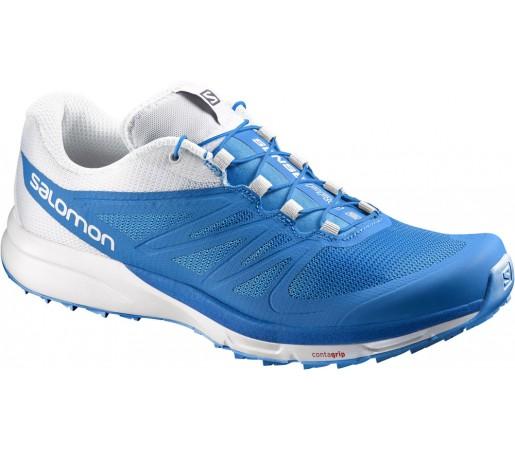 Incaltaminte alergare Salomon Sense Pro 2 Albastru/Alb