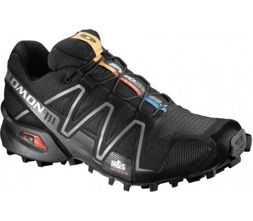 Incaltaminte alergare Salomon Speedcross 3 W Negru/Gri