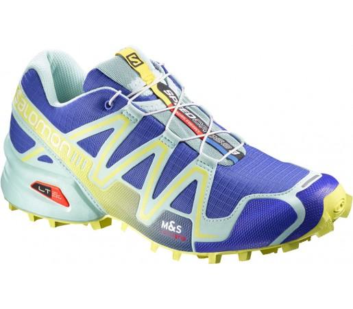 Incaltaminte alergare Salomon Speedcross 3 W Violet/Albastru/Verde
