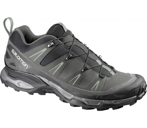 Incaltaminte hiking Salomon X Ultra LTR Negru/Gri