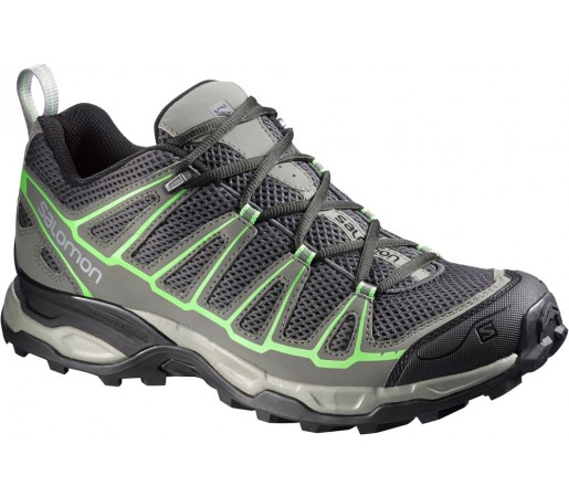 Incaltaminte hiking Salomon X Ultra Prime Gri/Verde