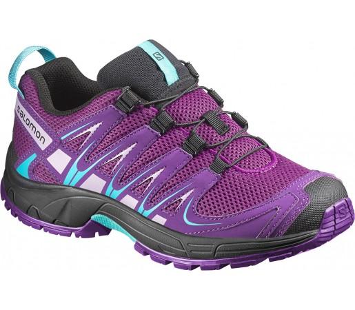 Incaltaminte alergare Salomon XA Pro 3D K Violet