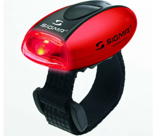 Stop Sigma Micro Led Red Rosu
