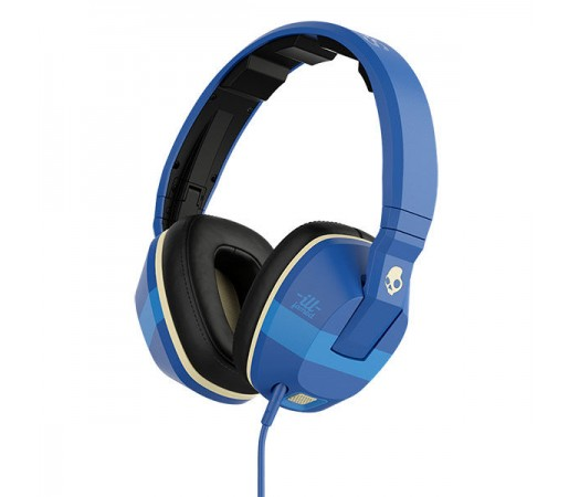 Casti audio Skullcandy Crusher Albastre