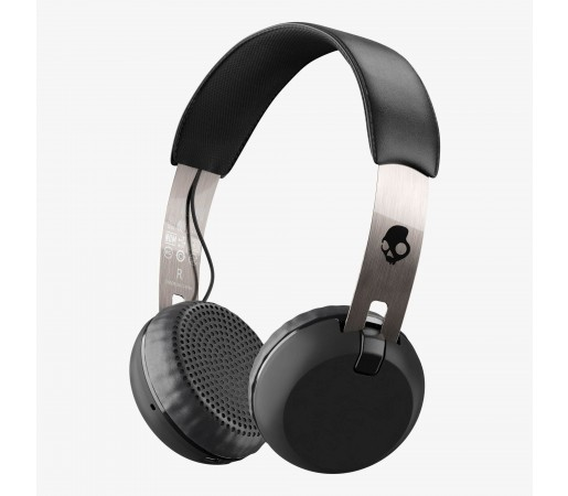 Casti audio Skullcandy Grind Bt Wireless Negre