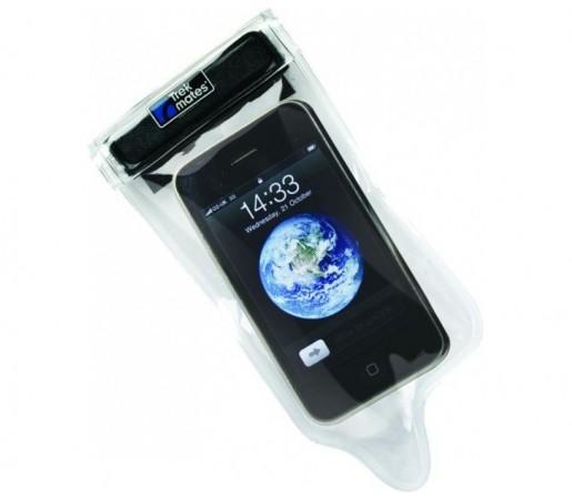 Husa impemeabila GPS/telefon/DPA Trekmates Neagra