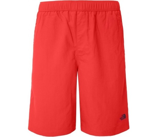 Pantaloni scurti The North Face M Class V Rapids 15 Rosu