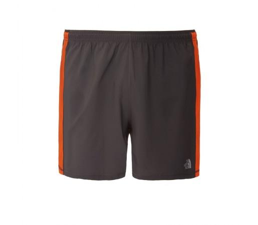 Pantaloni scurti The North Face M GTD Running Gri/Portocaliu