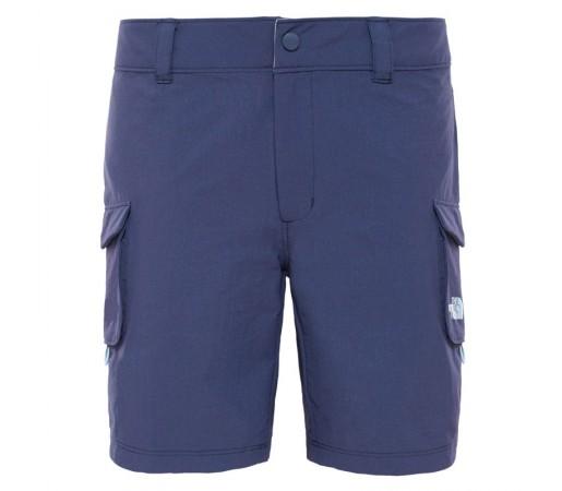 Pantaloni scurti The North Face W Northerly Albastri