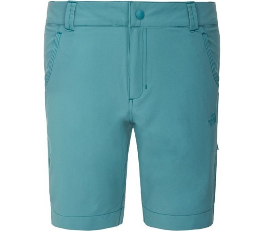 Pantaloni scurti The North Face W Trekker Short Verzi