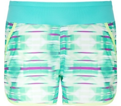 Pantaloni The North Face W Eat My Dust Short Verde