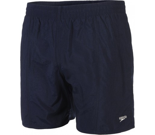 Boardshort Speedo Man Solid Leisure 16 Bleumarin