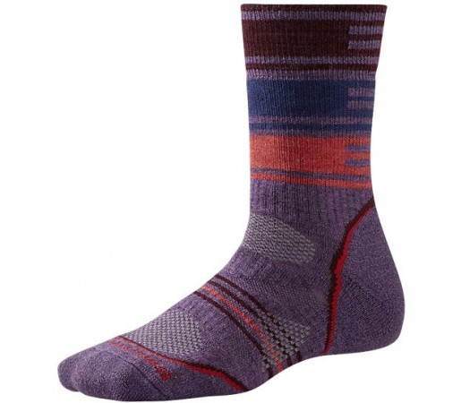 Sosete Hiking Smartwool W Phd Outdoor Medium Pattern Crew Mov