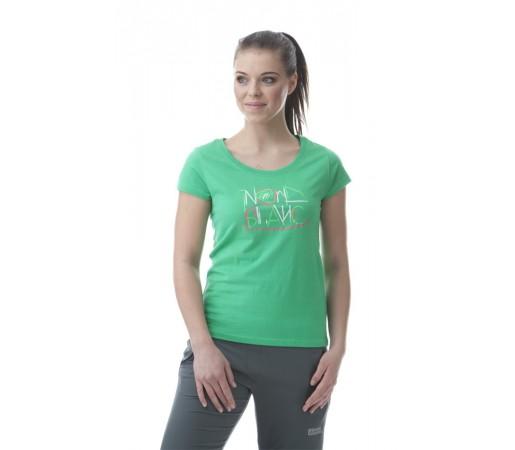 Tricou Norblanc W Smile Verde
