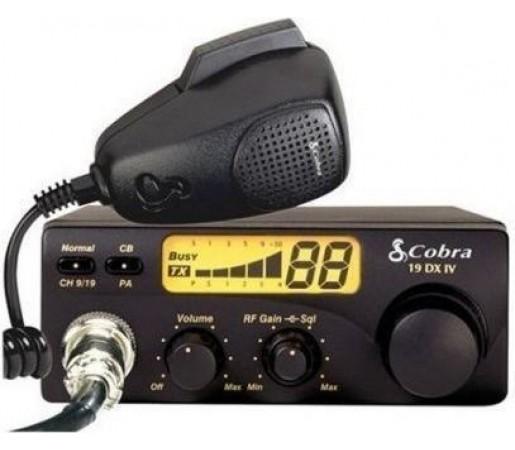 Statie radio emisie-receptie 300W Cobra